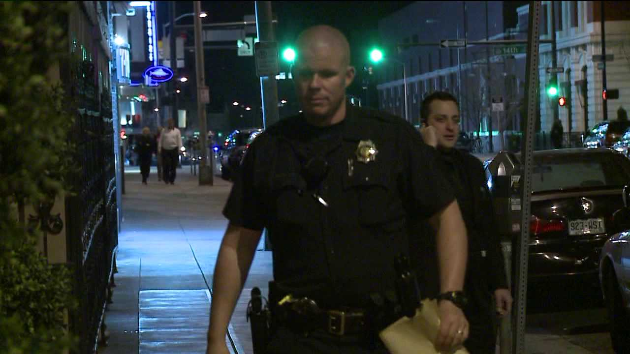 Denver Police investigate stabbing of valet