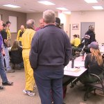 FOX31 Denver exclusive: Inside Lower North Fork Fire command post. March 26, 2012