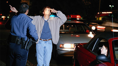 DUI Sobriety Checkpoint