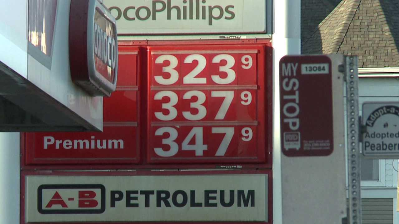 Gas prices rise in Colorado