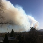 Lower North Fork Fire