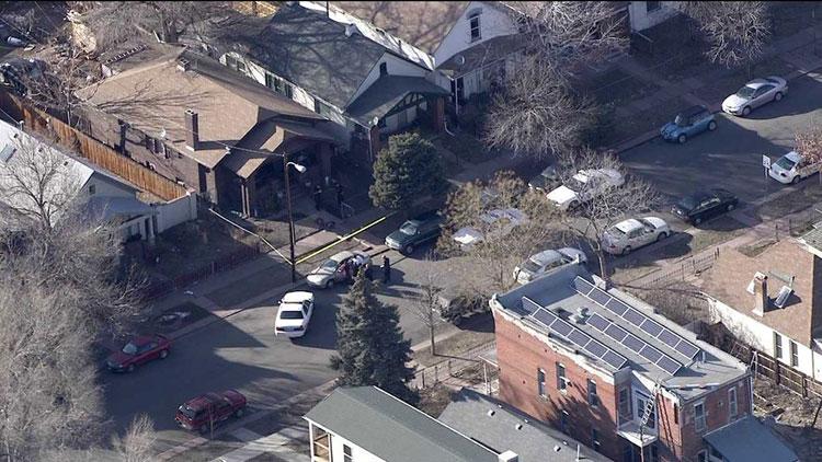 Man shot while walking in 1200 block of Lipan St. in Denver