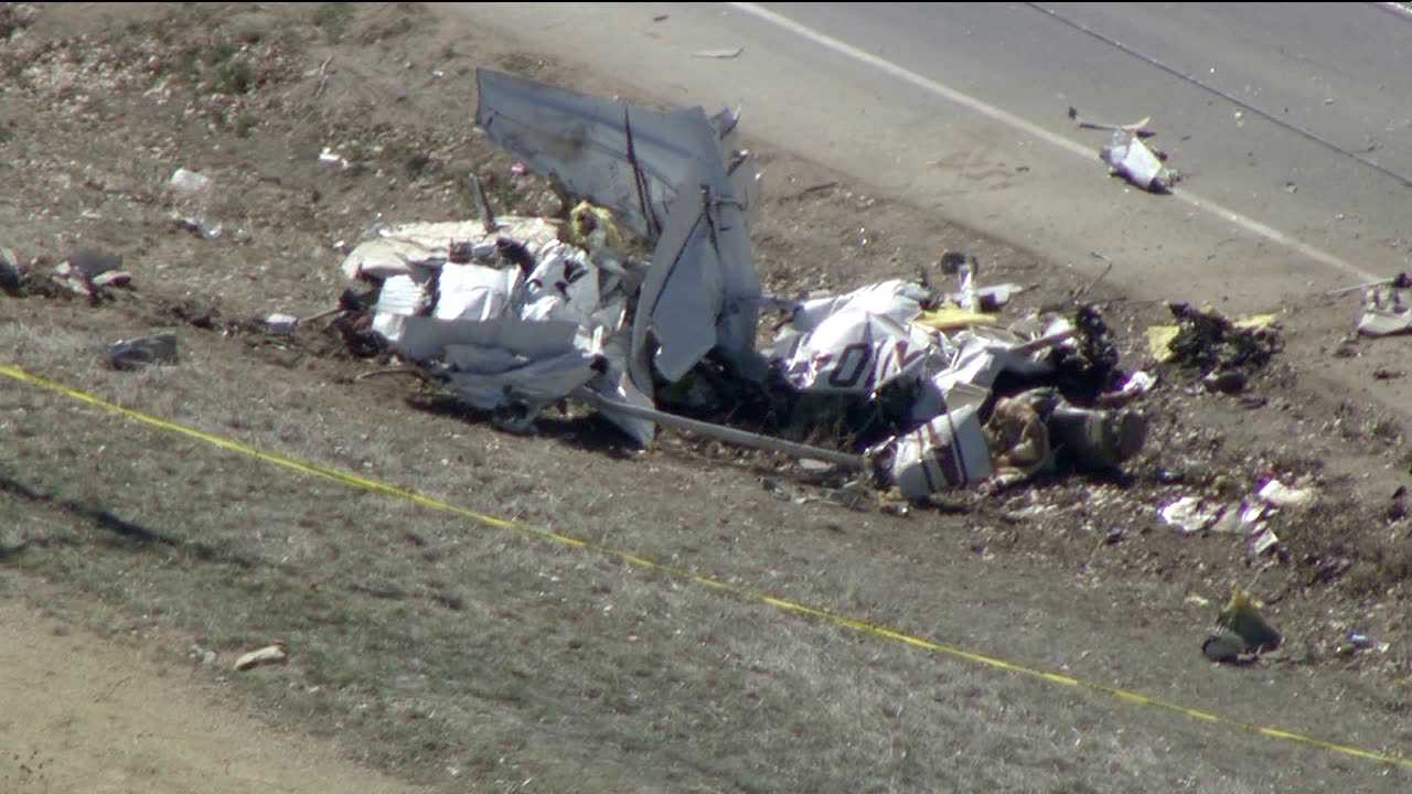 Hwy. 119 & Weld County Rd. 1 crash site, Weld County, Colo. March 23, 2012