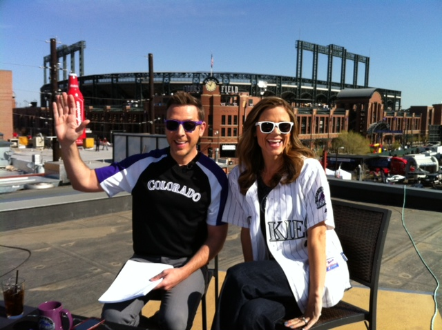 2012 Rockies Opening Day