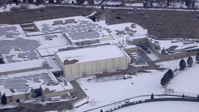 Columbine High School - Winter