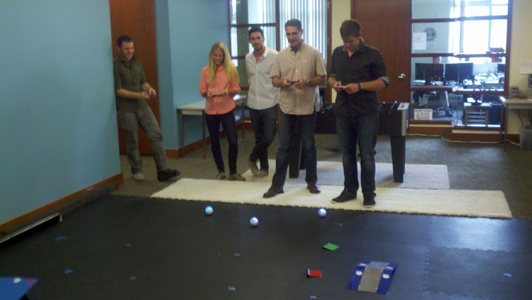 Sphero robot-ball
