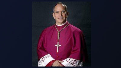 Samuel Aquila to be installed as Denver's new archbishop July 18, 2012.