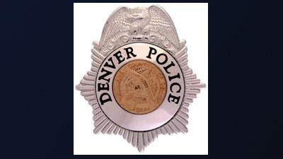 Denver Police badge