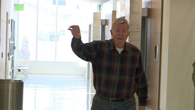 Douglas Bruce released from jail