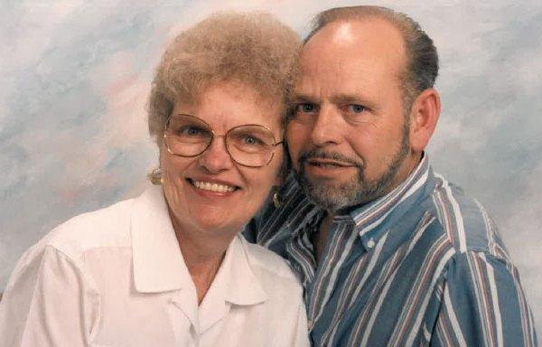 Joyce and Donald Schaffer