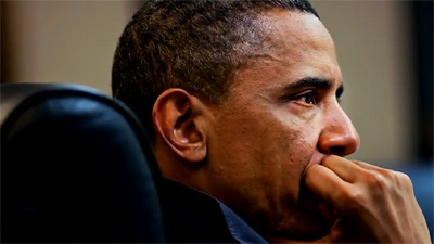 "President Barack Obama in ""One Chance"""