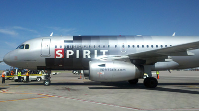 An alleged groping aboard a Spirit Airlines flight has prompted a full federal investigation.