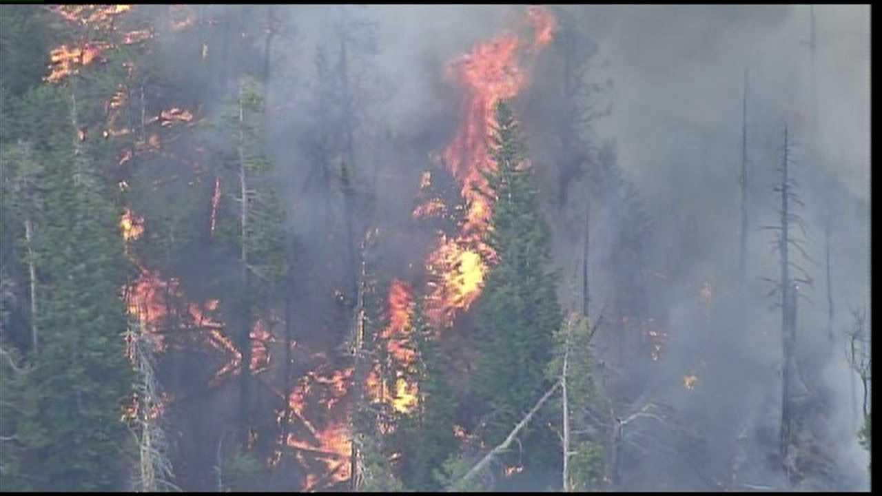 High Park Fire. June 13, 2012.