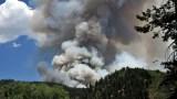 Waldo Canyon Fire in Colorado Springs, June 23, 2012