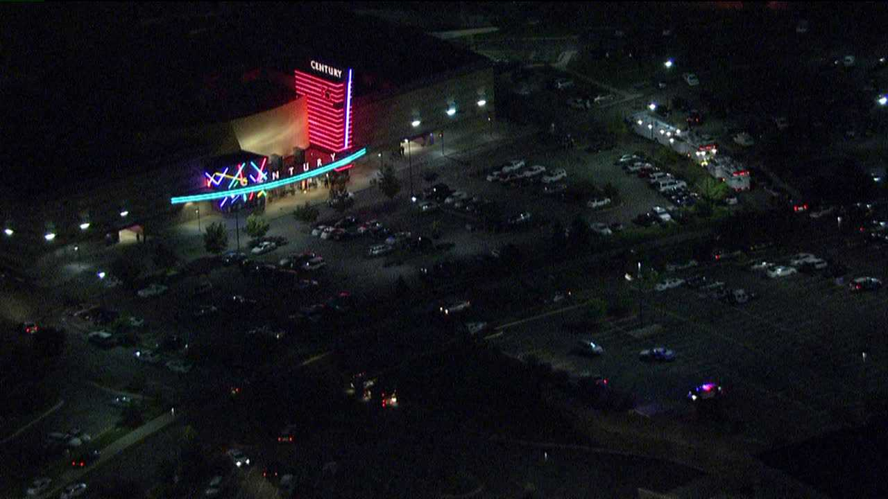 Aurora theater shooting, July 20, 2012