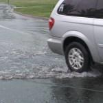 Denver flooding at Sloan's Lake, July 9, 2012