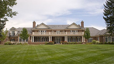 The mansion Manning reportedly closed on is worth $4.5 million (image: Zillow.com)