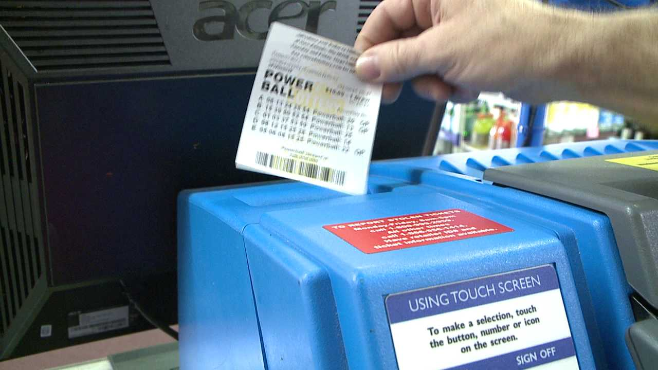 The winning ticket for the estimated $337 million Powerball jackpot was purchased in Michigan.
