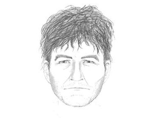 Police sketch of the suspect (Courtesy of Longmont Police Department)