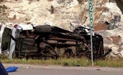 Sheriff's vehicle damaged in crash after