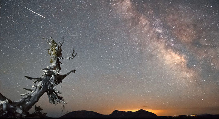 Orionids meteor shower (CNN)