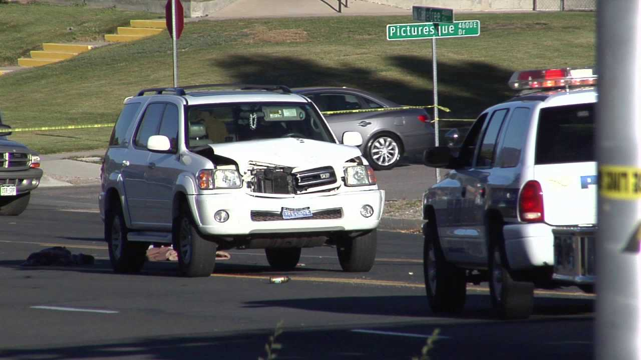 2 women pushing a stroller hit, killed in Colorado Springs. Oct. 15, 2012