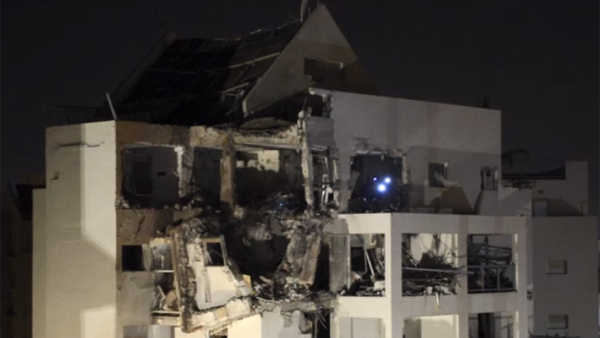 The destruction continues in Israel and Gaza on Wednesday as case-fire talks dissolve. (Photo: CNN)