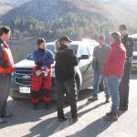 Search and Rescue planners ( La Plata County Sheriff's Office)