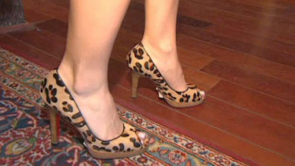 Would you surgically alter your feet to fit into these shoes? Thousands of women are doing just that. (Photo: FOXNews.com)