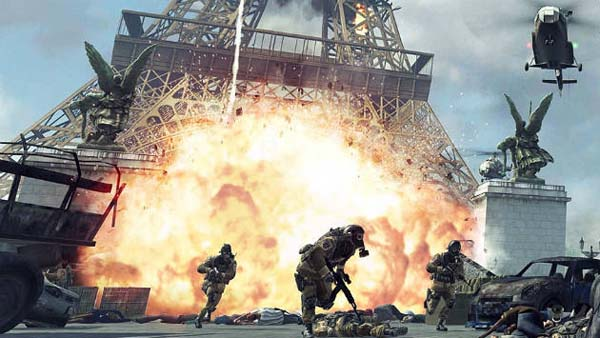 "GamerFitNation.com hopes ""Call of Duty: Modern Warfare 3"" is one game that sees a decrease in activity this on Dec. 21, as part of a 'cease fire' gesture to honor the victims of the Sandy Hook shooting. (Photo: Activision)"