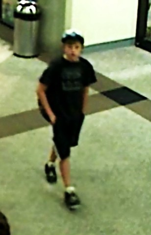 Dylan Redwine at Durango-La Plata County Airport on Nov. 18, 2012, the day before he went missing. (Photo: La Plate County Sheriff's Office)