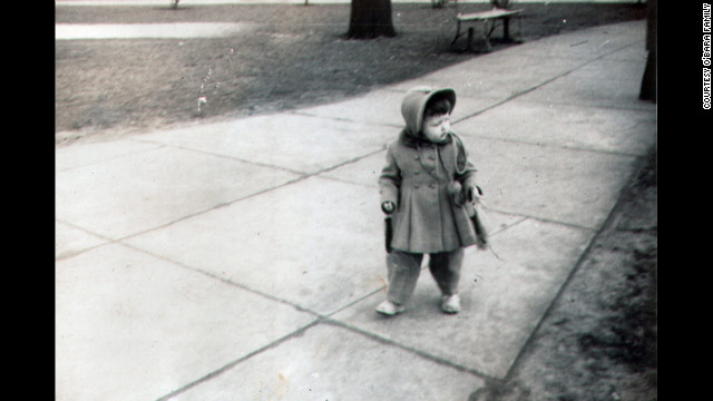 Edwarda in Johnstown, Pennsylvania, where her grandfather was the town's mayor. Eventually, the O'Bara family settled in South Florida. (CNN)