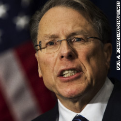 "NRA's LaPierre: If this idea is crazy, ""then call me crazy"" (CNN)"