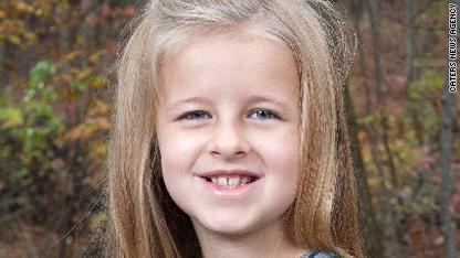 Grace McDonnell, 7 (CNN)