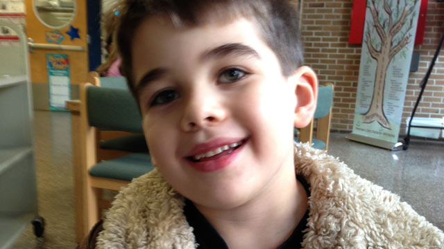 Noah Pozner, 6, was one of 26 killed at Sandy Hook Elementary School on Dec. 14, 2012. (CNN)