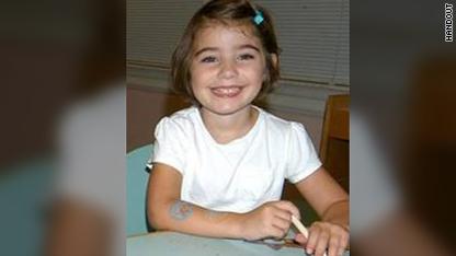 Caroline Previdi, 6 (CNN)