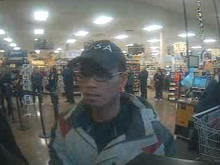 Suspect photo (Lakewood Police Department)