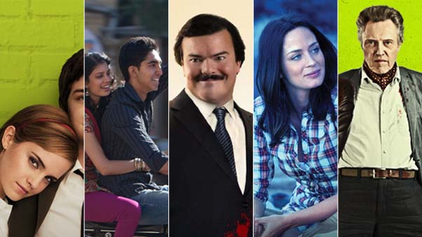 These six stars were all a part of five movies that our Chris Parente called the most underrated of 2012.