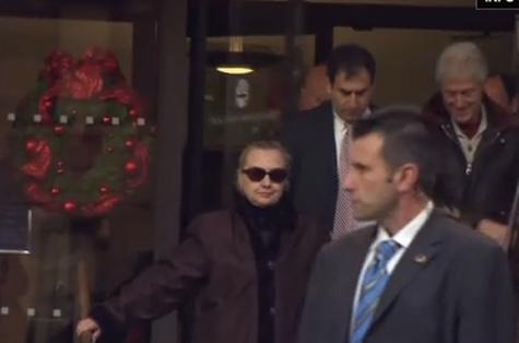 Hillary Clinton released from hospital (CNN)