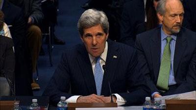 Secretary of State John Kerry (Credit: CNN)
