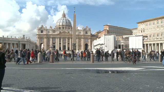 Vatican: Conclave to elect new pope set for March 12 (Photo: CNN)