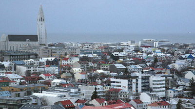 Reyjkavik, Iceland's capital, is the world's friendliest haven for tourists, according to the World Economic Forum. (Photo: CNN)