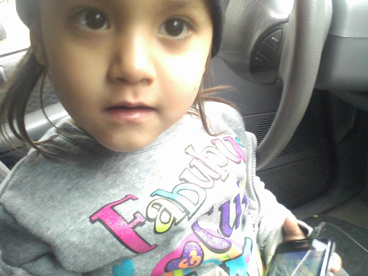 Isabel Perez, 3, will be moved from intensive care to rehabilitative care on Feb. 22, 2013, after being shot in the head by her mother on Feb. 6, 2013. (Photo: Perez family)