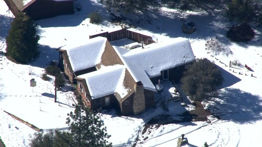 Christopher Dorner is thought to have died in a fire that started during a battle with police at a Southern California cabin. (Credit: CNN)