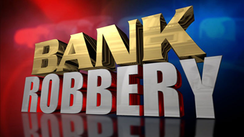 An armed robber broke into a Colorado Springs bank vault Monday and escaped with at least $100,000, according to emergency radio traffic. (Credit: MGN)