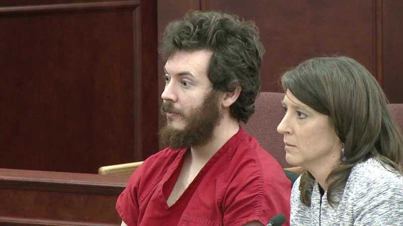 Prosecutors have said they will pursue the death penalty for James Holmes.