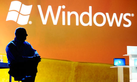 Microsoft denied 15 million PC users the chance to choose their browser (Photo:Microsoft has been fined by the European commission. (Photo: Gene Blevins/LA DailyNews/Corbis)