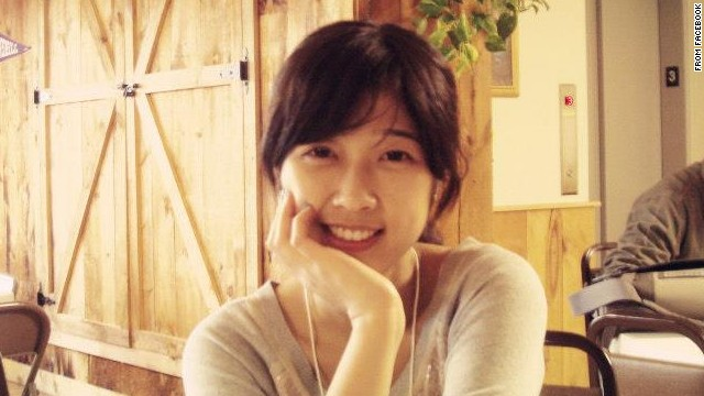 Lingzi Lu, pictured in this photo from Facebook, was a graduate student at Boston University (Photo: Facebook)