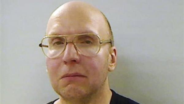 Christopher Knight's mugshot after being arrested on April 10, 2013. (Photo: CNN)