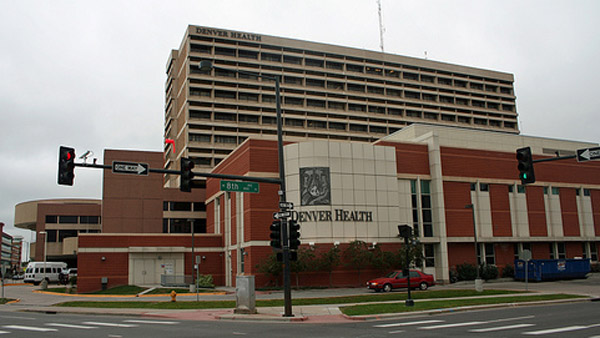 Denver Health Medical Center.
